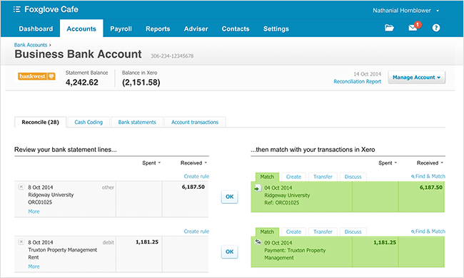Xero Accounting Software Review 2018   Pricing and Features   Pros and Cons