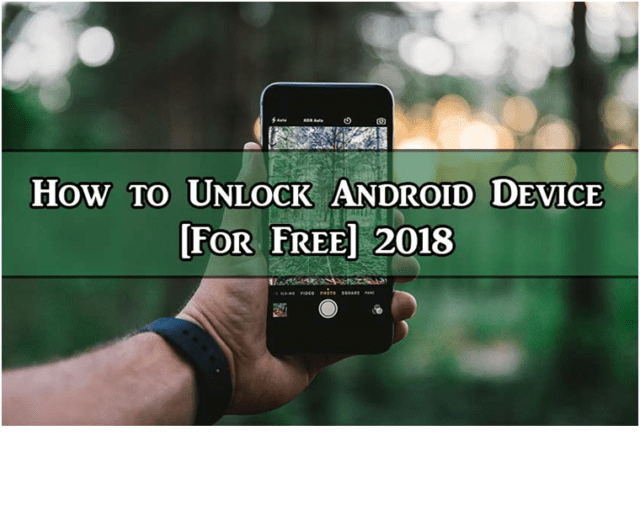 How to Unlock Android Device for Free - Nigeria Technology Guide