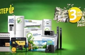 ₦3 Million & Loads of Haier Thermocool Energy Saving Appliances Up For Grabs In The Haier Thermocool Step Up Promo