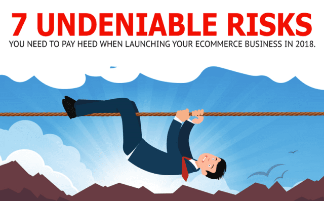 7 Undeniable risks you need to pay heed when launching your eCommerce business in 2018