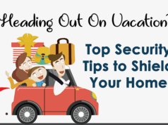 Home Security Tips when going on a Vacation