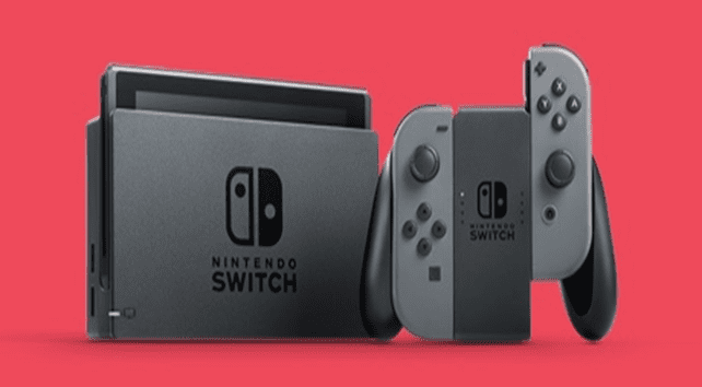 Nintendo Switch 2018