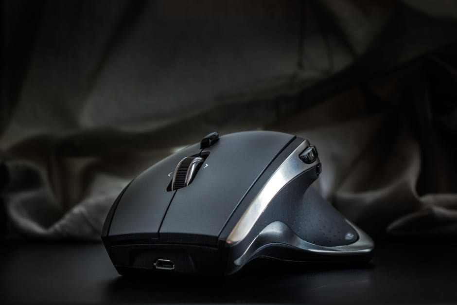 Switching to an Ergonomic Mouse