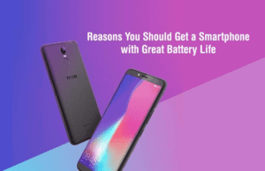 REASONS YOU SHOULD GET A SMARTPHONE WITH GREAT BATTERY LIFE