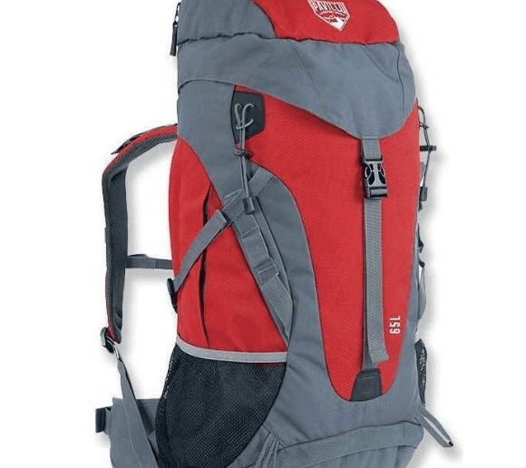 Innovative Hiking Backpack