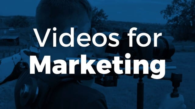Use Your Customer Testimonials on Your Marketing Videos