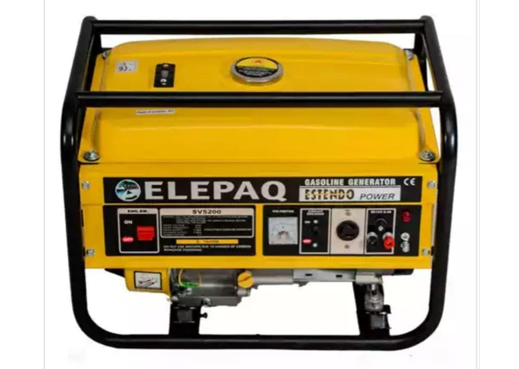Elepaq SV5200 Generator