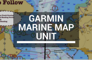 Garmin Marine Map Units