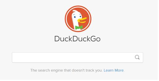 Make Web Search Private