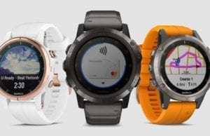 Latest Fenix 5 Smart watches