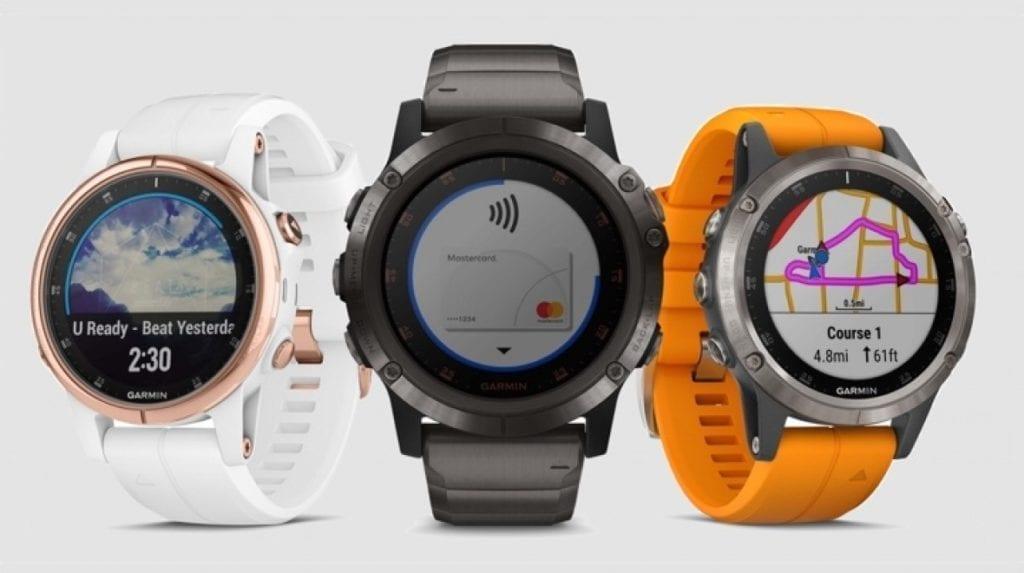 Latest Fenix 5 Smart watches