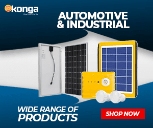 Konga Automotive and Industrial