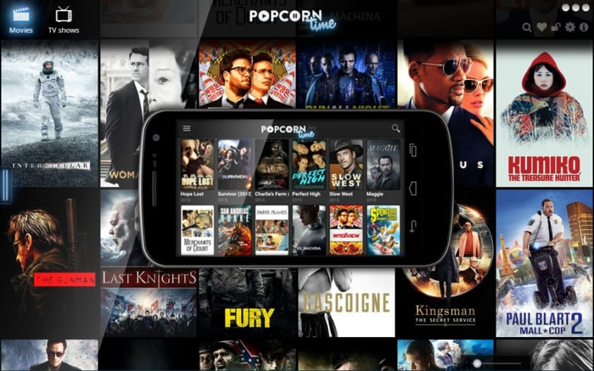 Popcorn Time App And Its Features