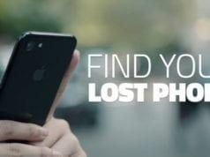 recover stolen smartphone