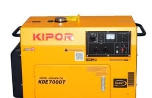 Best Small and Portable Diesel Generators