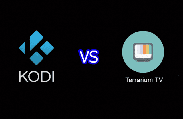 Kodi vs Terrarium TV