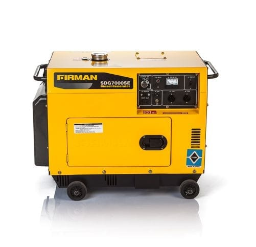 Best Small Generators: Firman SDG7000SE