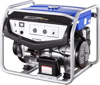 Yamaha EF7200E 5KVA Generator