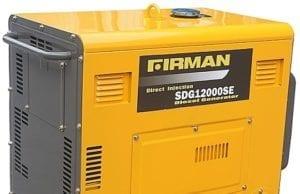 Firman SDG12000SE 7.5KVA Generators