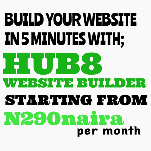 HUB8 Website Builder