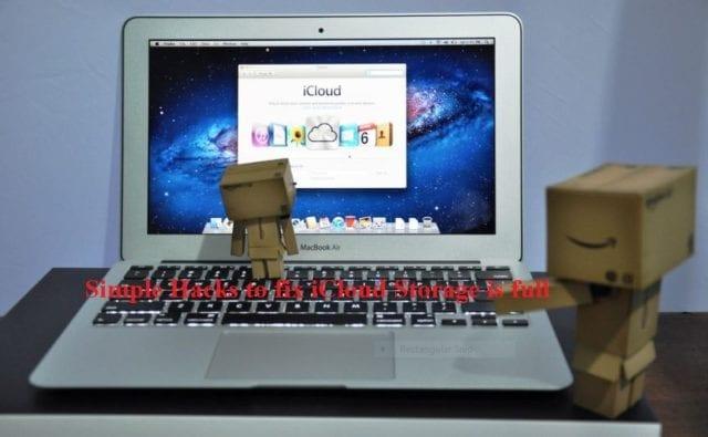 Hacks to fix iCloud Storage