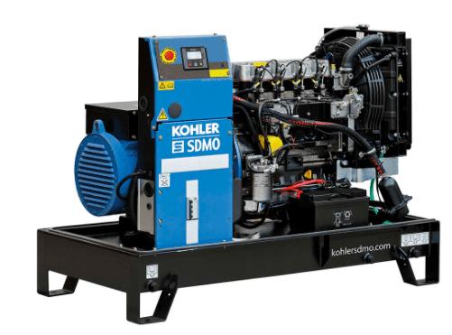 Kohler SDMO K22 20KVA Generator
