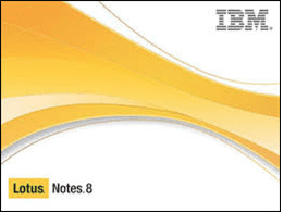IBM Lotus Notes 8