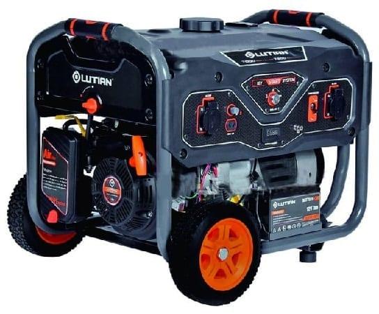 Lutian LS9375EB 9.4KVA Generator
