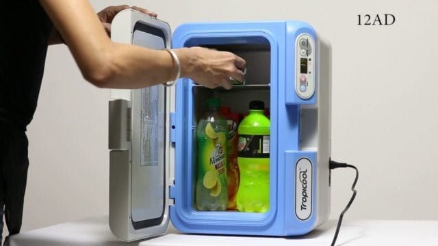 Eco-Friendly portable fridges