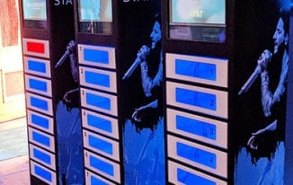 Phone charging stations locker, Event Tech Tools