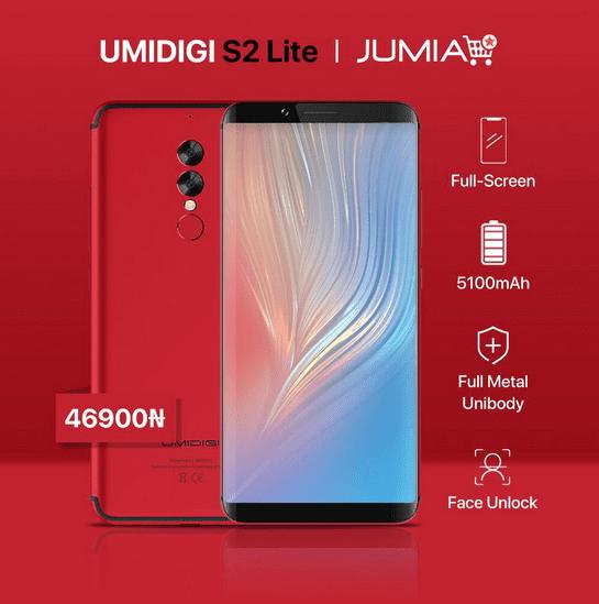 Umidigi S2 Lite Jumia