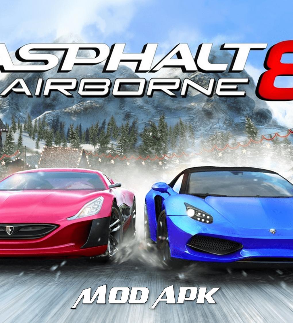 Asphalt 8: Airborn Mod APK