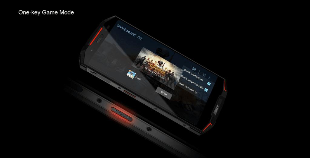 One-key Game Mode