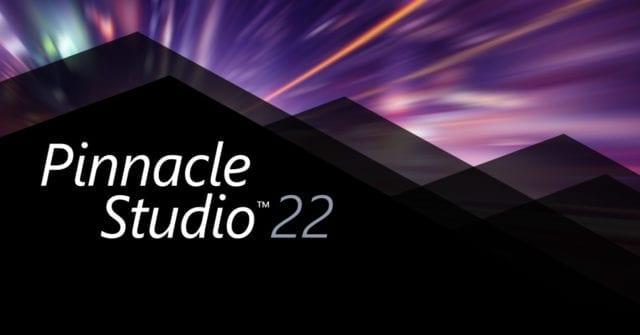Pinnacle Studio 22