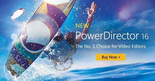 Cyberlink PowerDirector 16