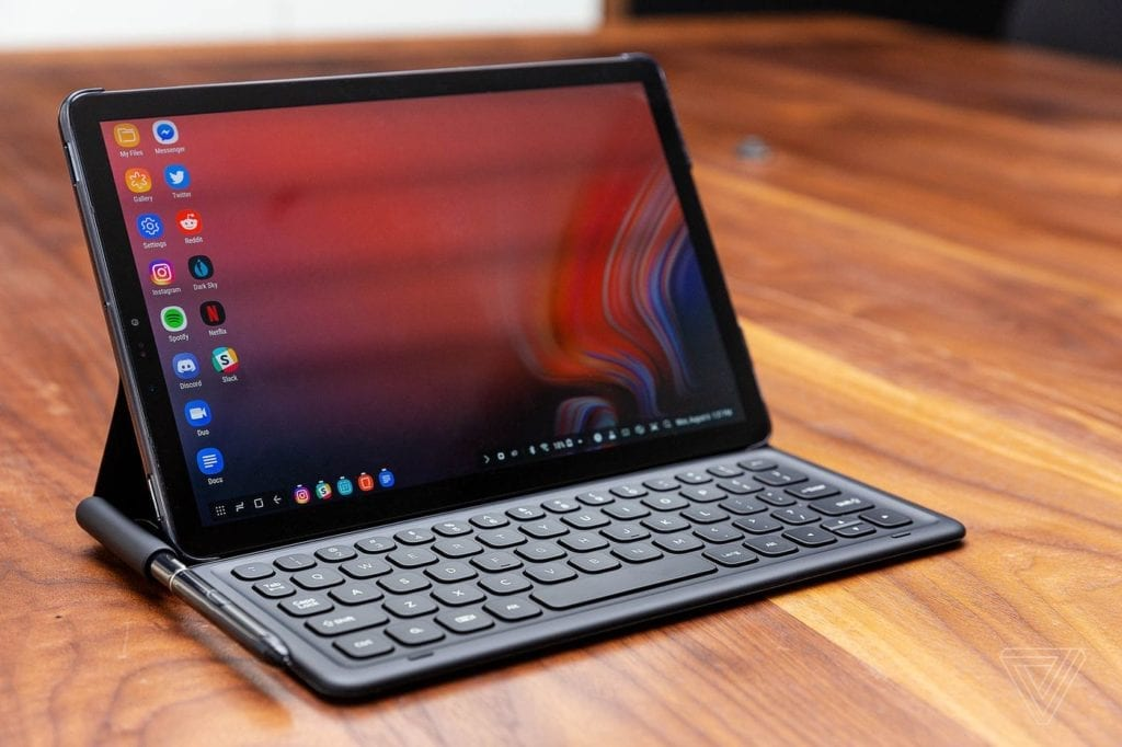 samsung tab s4 price in india