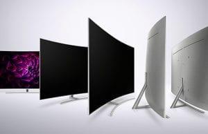 Samsung Q8C QLED TV
