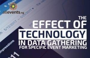 Technology in Data Gathering , Event Marketing, event organizer in Nigeria,
