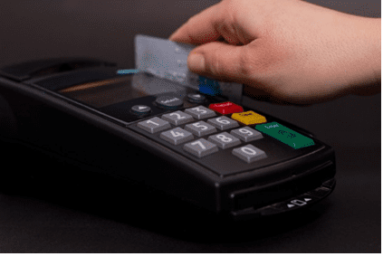 Electronic Payment with POS - CBD Payment Processor