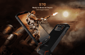 DOOGEE S70 Gaming Rugged Phone