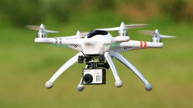 CLASSIFICATION OF DRONES