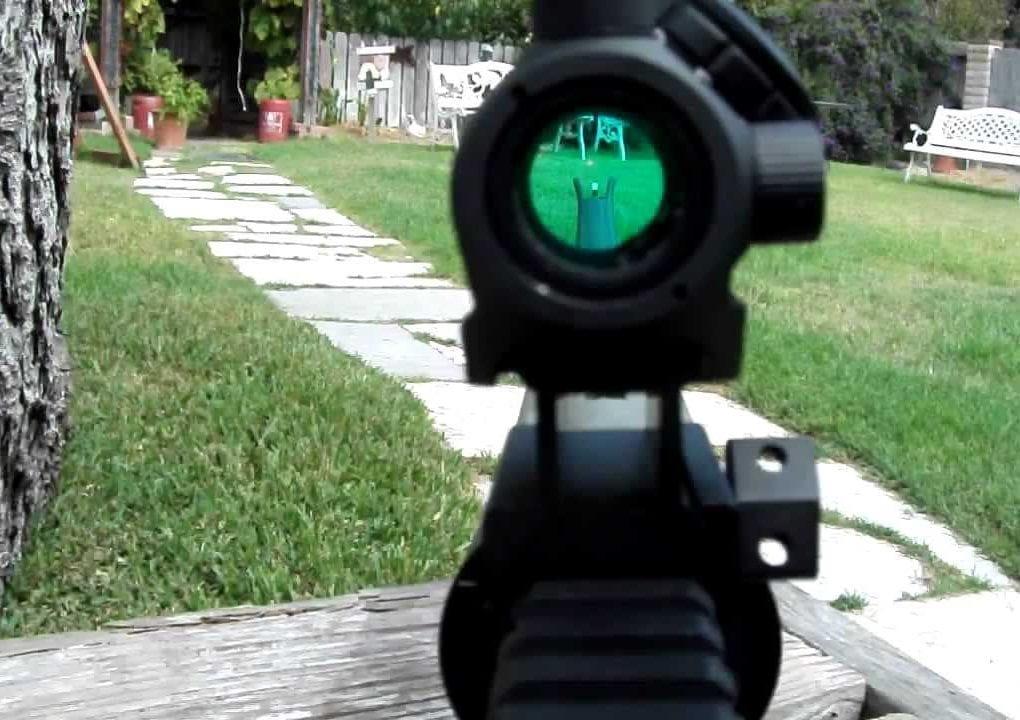 Bushnell TRS 25 Red Dot Sight