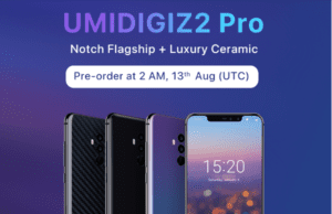 UmiDigi Z2 Pro Preorder