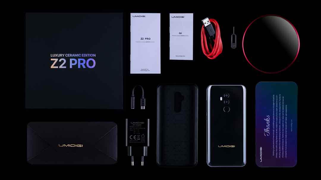 UmiDigi Z2 Pro Unboxing