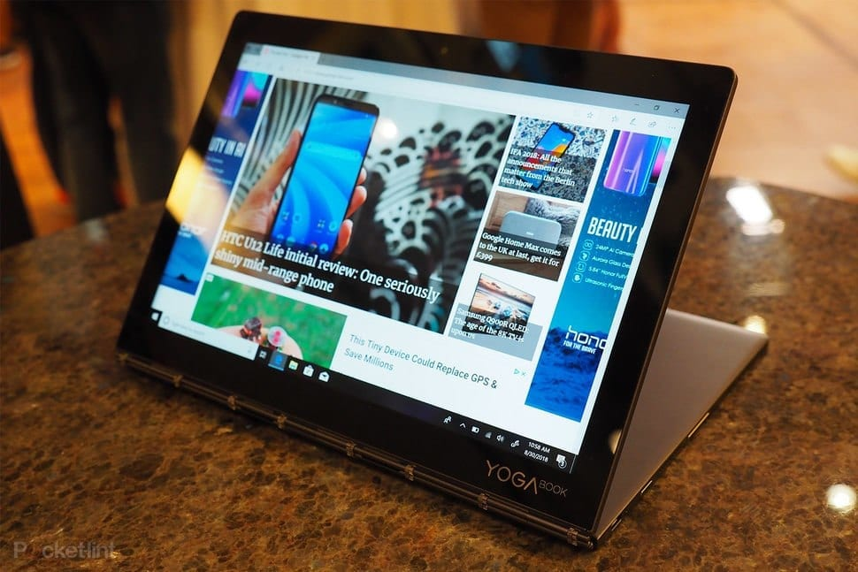 Lenovo Yoga Book 2