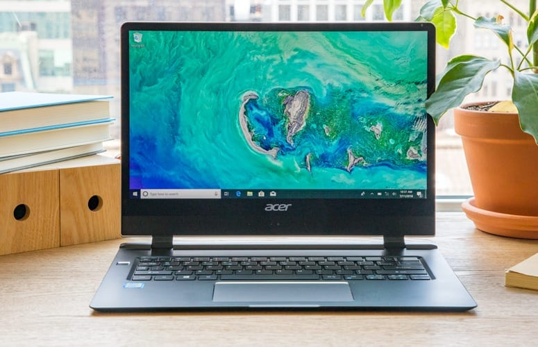 Acer Swift 7 is the World's Thinnest Laptop