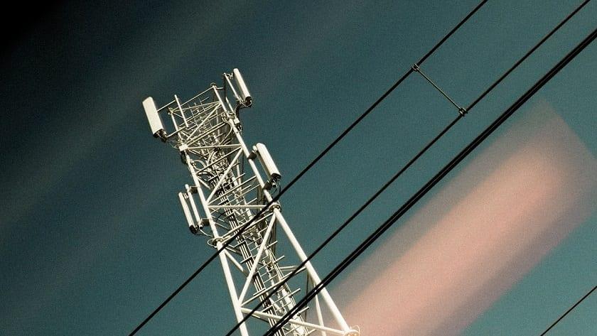 Cellular Network Mast (Mobile Network Mast)