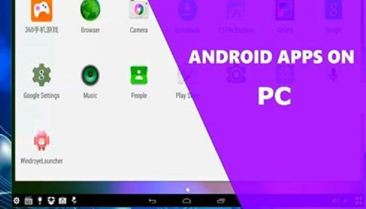 Best Android Apps For PC