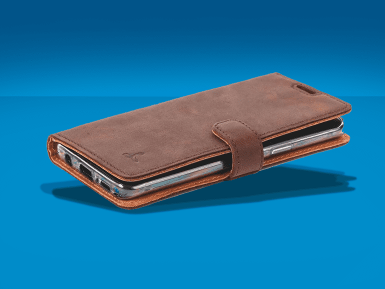 Snakehive Vintage Leather Case