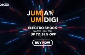 Umidigi Deals on Jumia ElectroShock